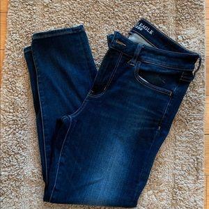 American Eagle Crop Jeans